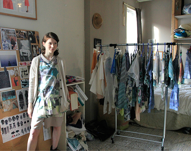 Philly TexSTYLE – Emerging Designer Gabrielle Mandel