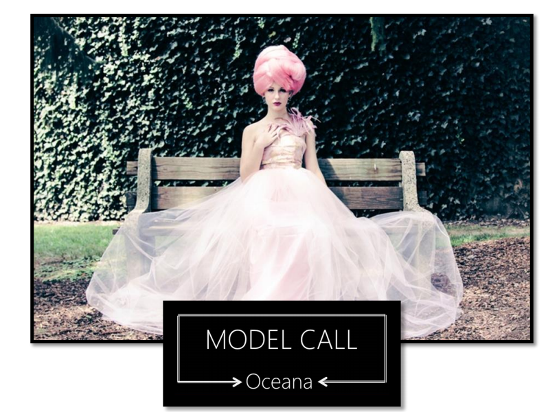 Philly TexSTYLE – Model Call with Oceana
