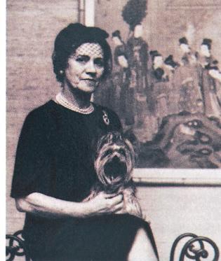 Nan Duskin Lincoln