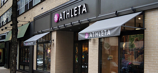 Fashion is Fitness at Athleta (Philly)