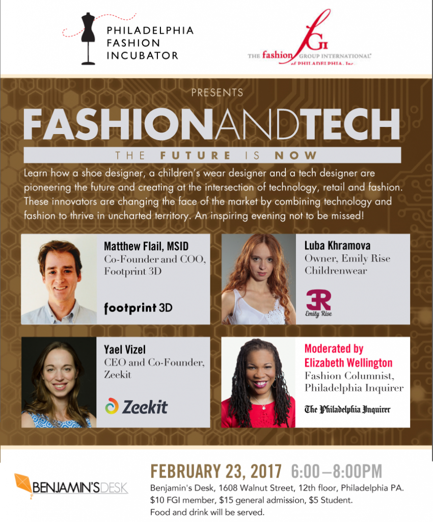 Fashion and Tech: The Future is Now!
