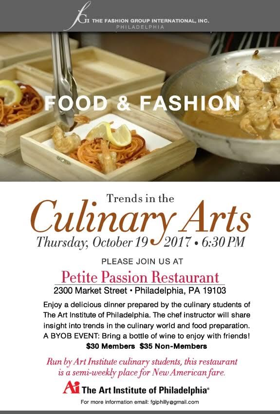 Food and Fashion Event